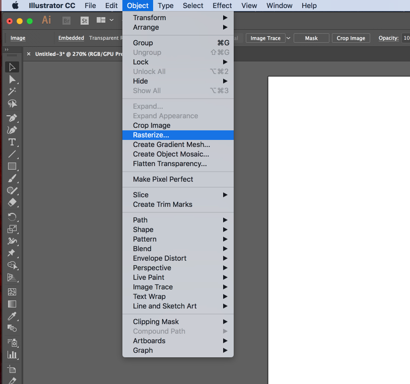 Adobe Photoshop: 3 Steps of Image Tracing   Soaking Cool